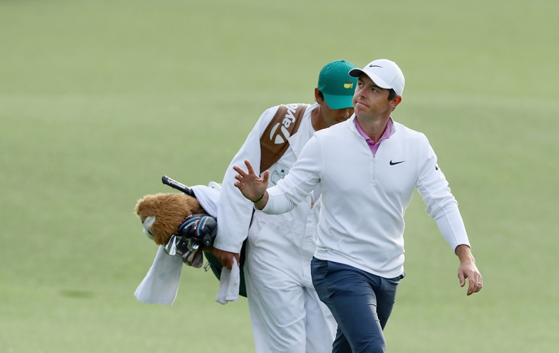 Jordan Spieth ties Masters Sunday record in incredible final round