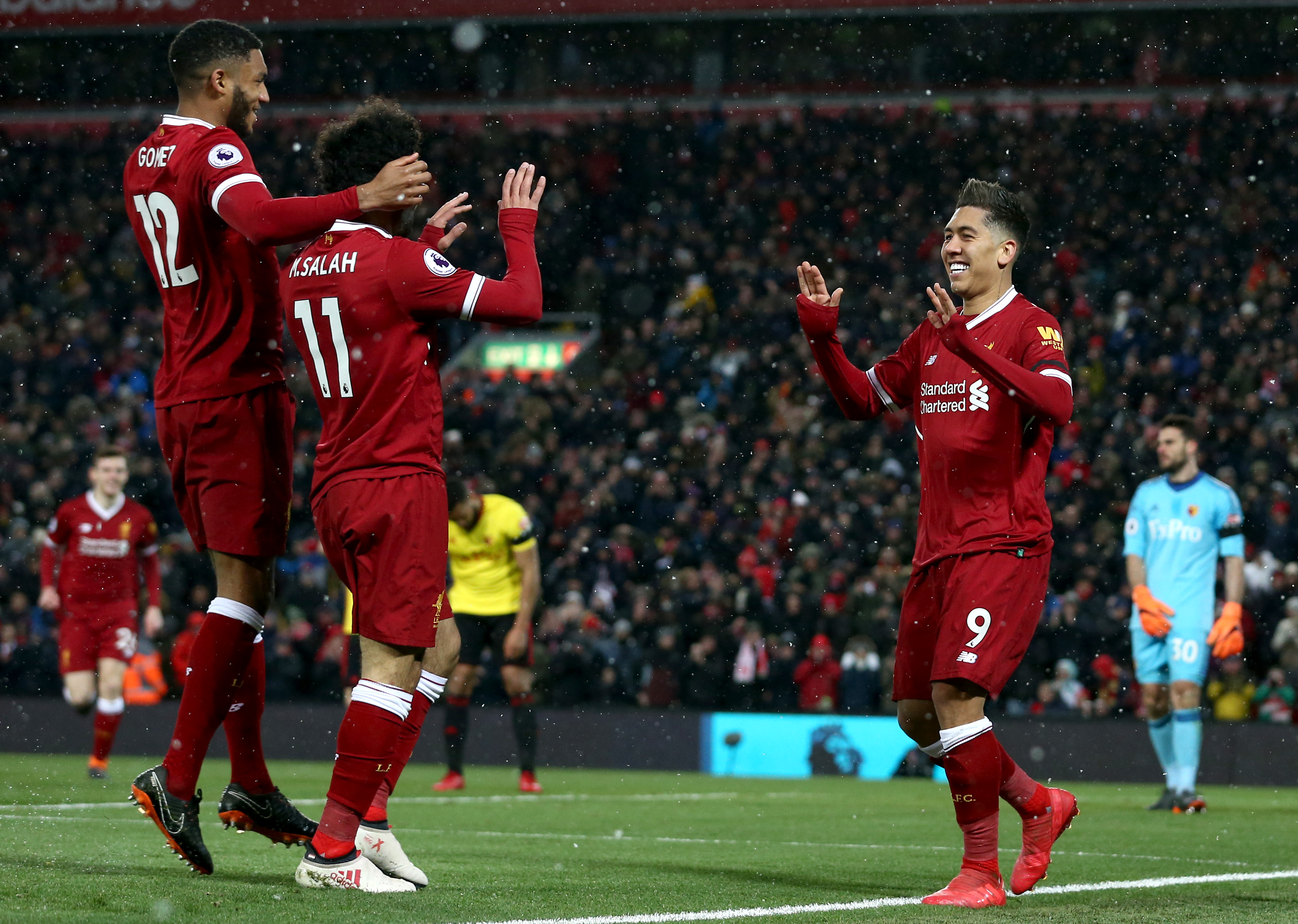 Liverpool can win the Champions League - Salah