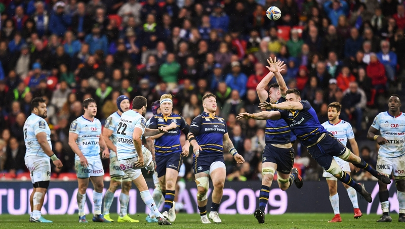 Leo makes history as Leinster clinch European Champions cup