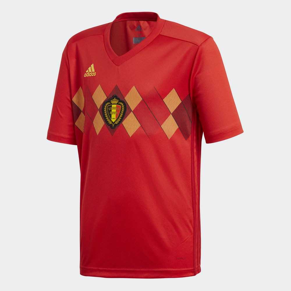 fd7356ebfa3 Ranking the World Cup home jerseys using one word to describe each ...
