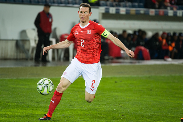 Arsenal in talks to sign Juventus defender, Stephan Lichsteiner