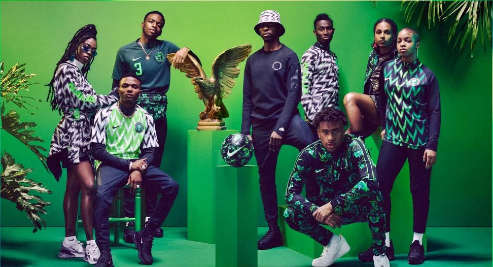 Image result for Nigeria World Cup jerseys