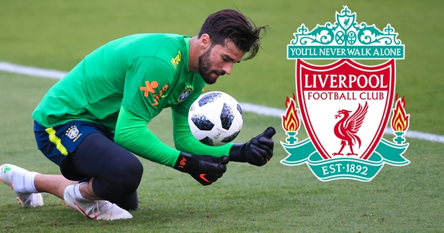Reds target Alisson closing in on €70m Real Madrid move