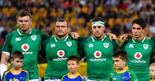 Rob Herring Called Into Ireland Squad In Place Of Sean Cronin