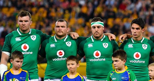 Rob Herring replaces injured Sean Cronin in Ireland squad