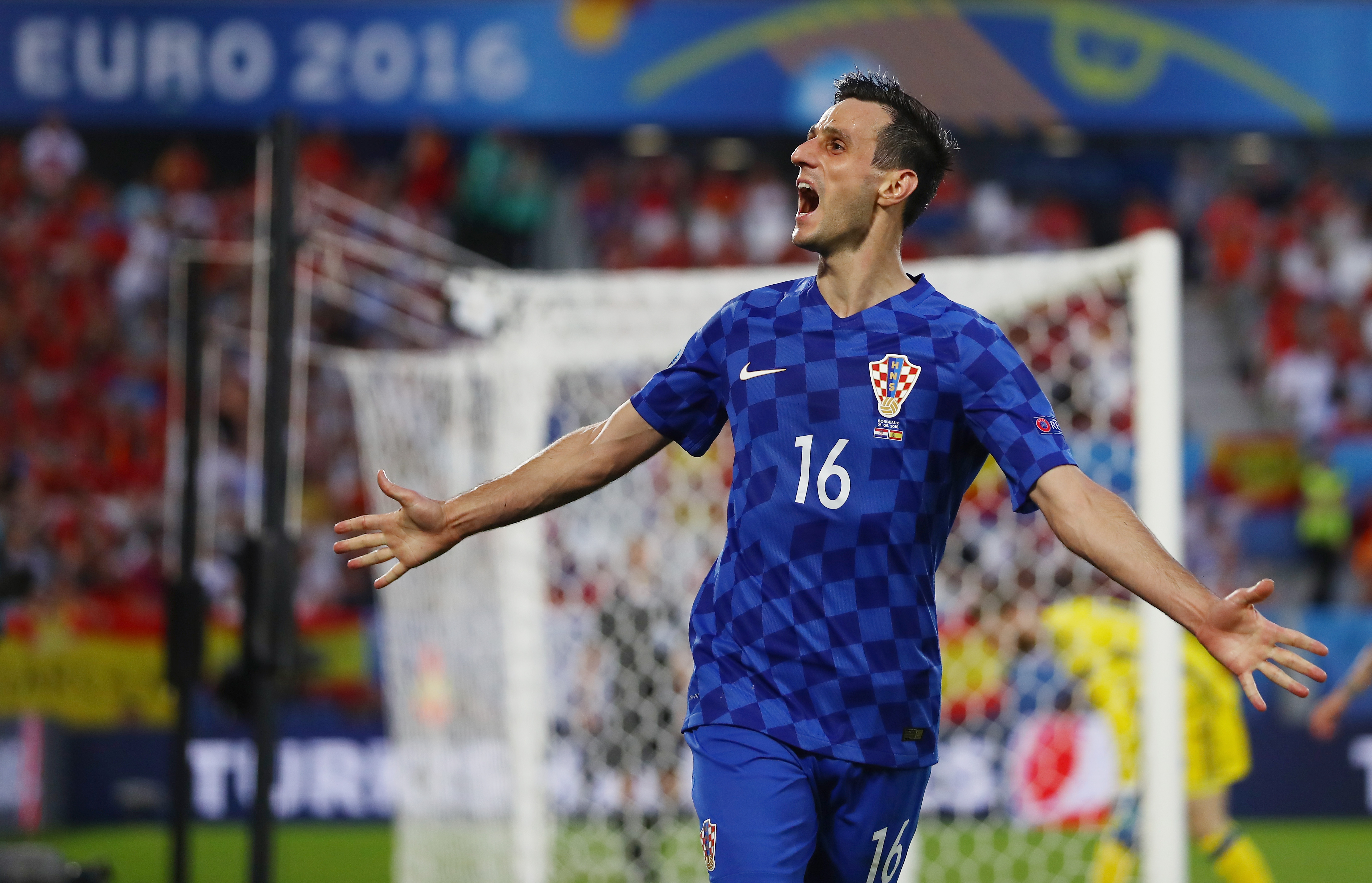 Croatia Coach Explains Nikola Kalinic's Sending Home from World Cup