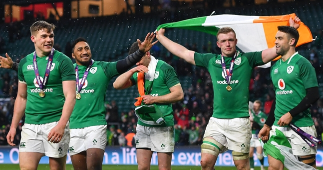 Australia v Ireland: Five Ireland changes for decisive third Test