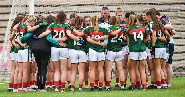 Mayo ladies