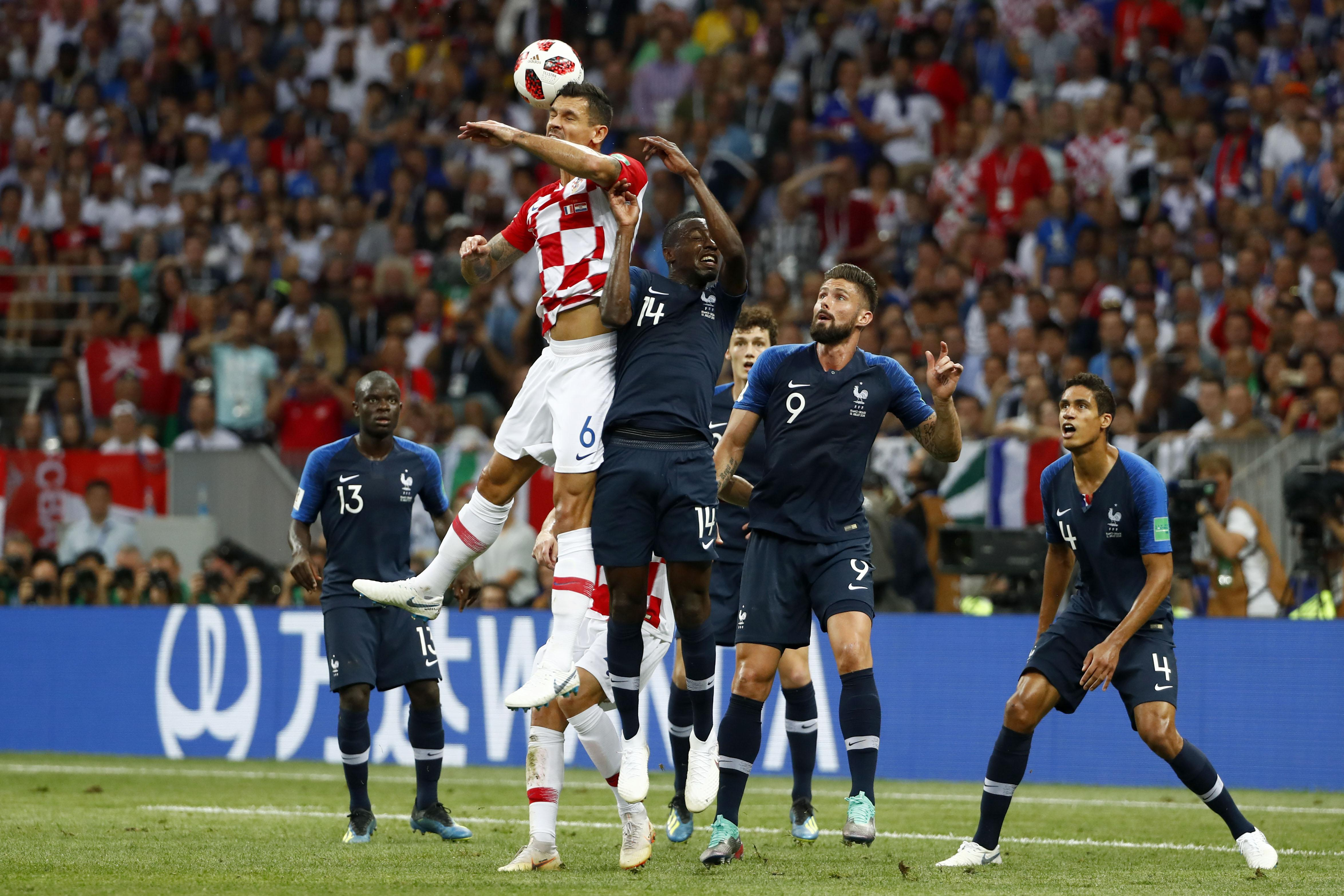 France beats Croatia to win 2nd World Cup
