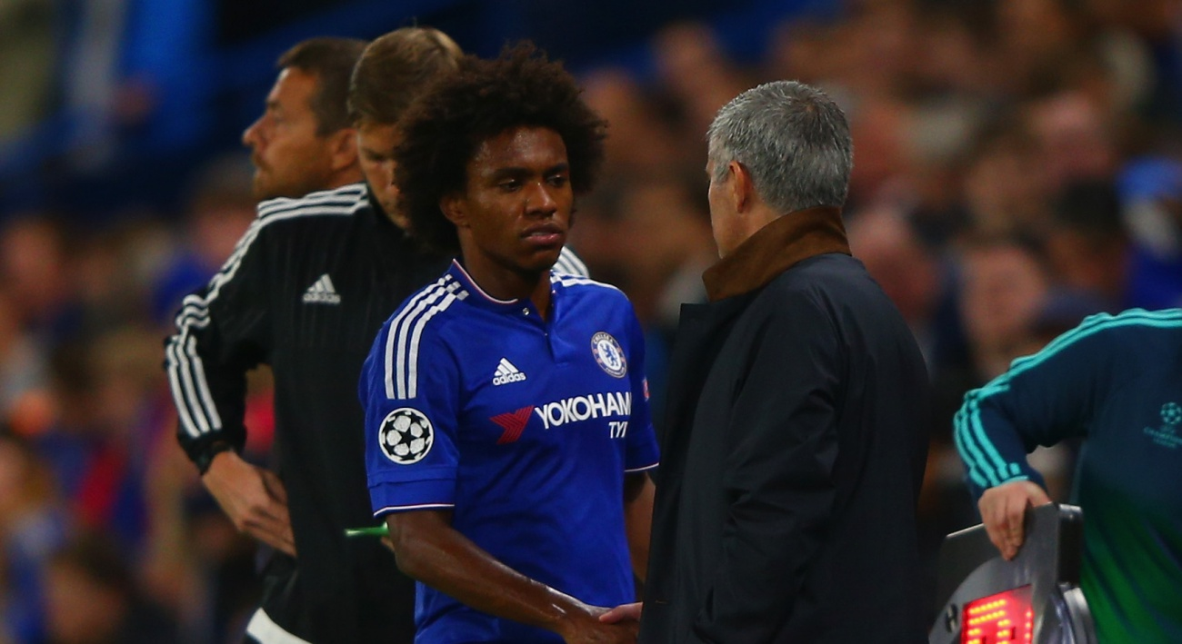 David Luiz confident Willian will stay at Chelsea