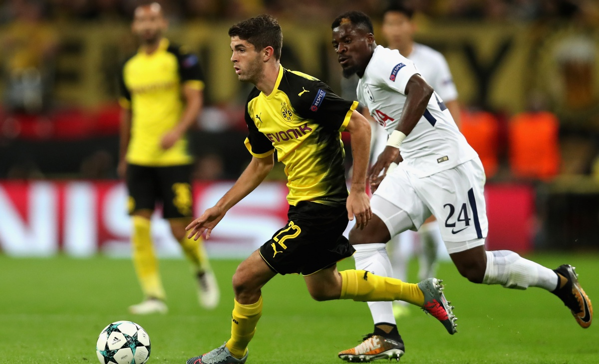 Dortmund to demand €70 million for Chelsea target Pulisic