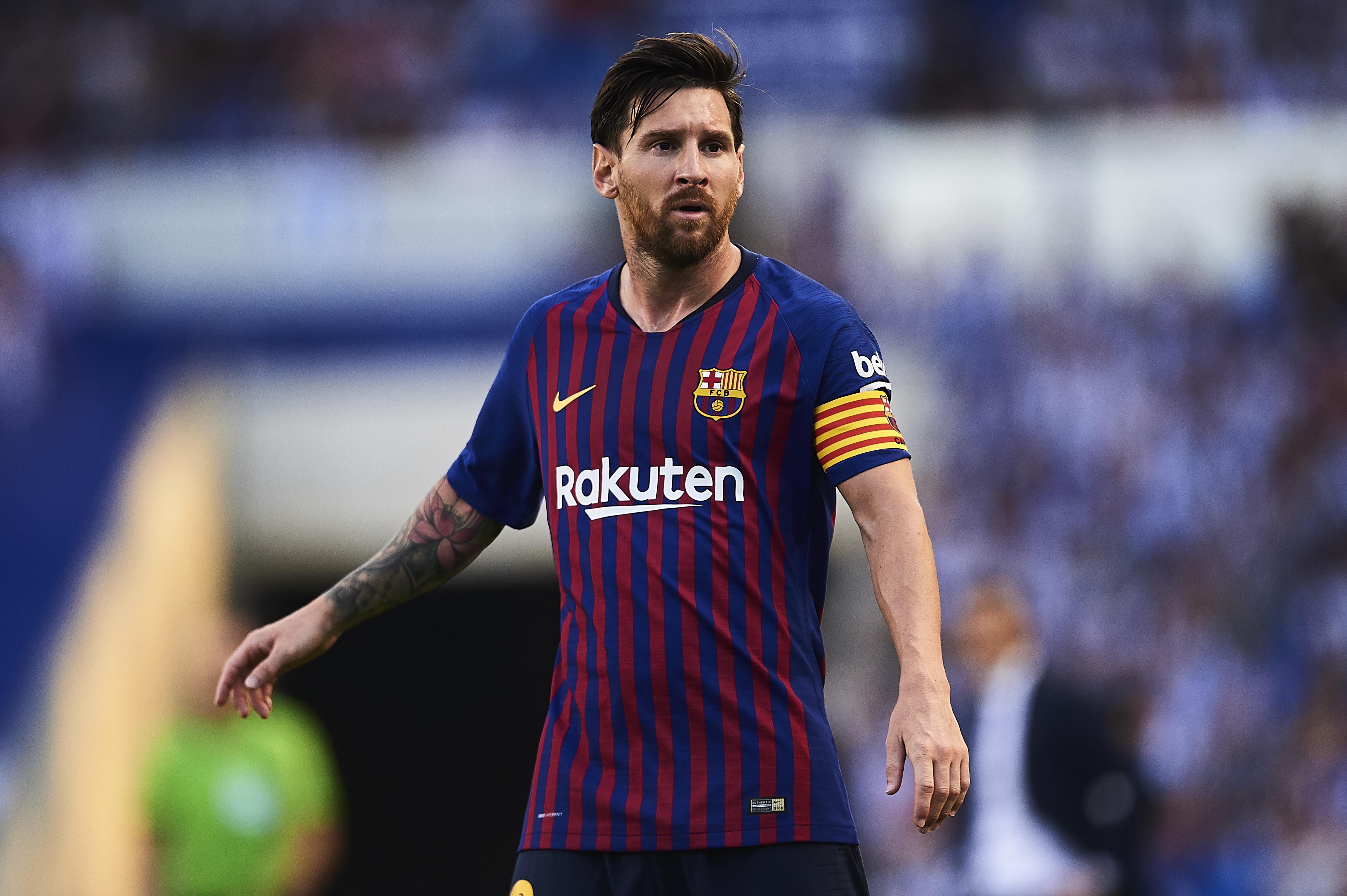 Lionel Messi Linked With Move To David Beckham S Miami Mls Team Sportsjoe Ie