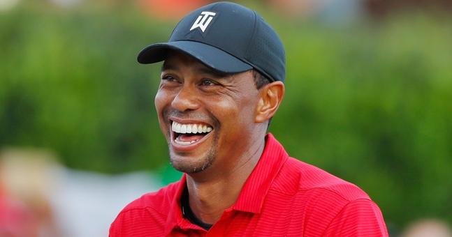 Tiger Woods speech