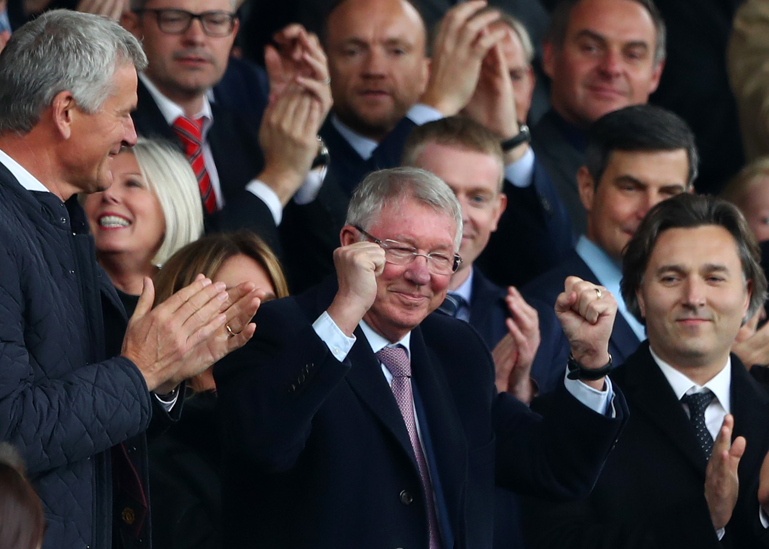 The old Alex Ferguson tactic that could get the best out of