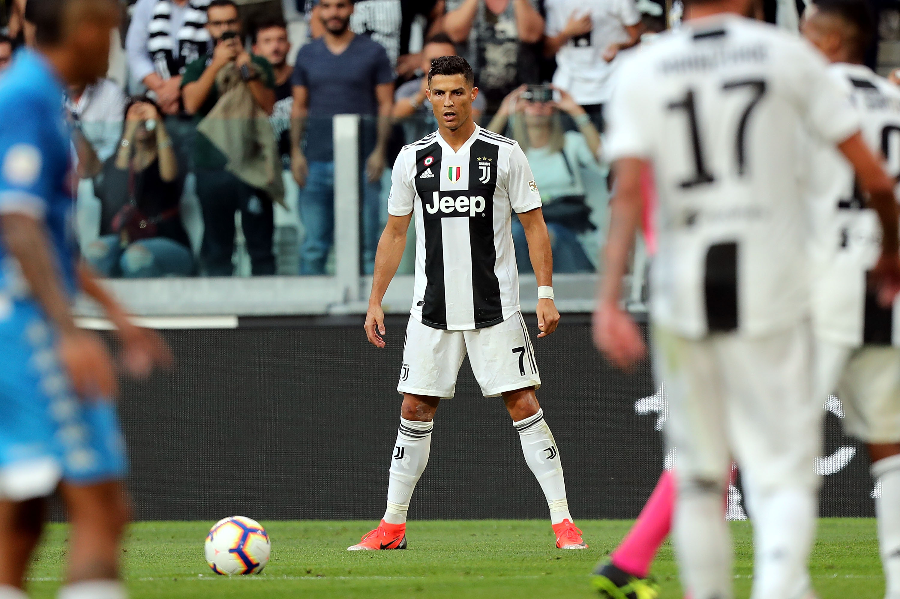 aa442ac7a01c0 It was almost as if Real president Florentino Perez had been anticipating  such a reaction from the Bernabeu as he tried to assure supporters that  Ronaldo ...