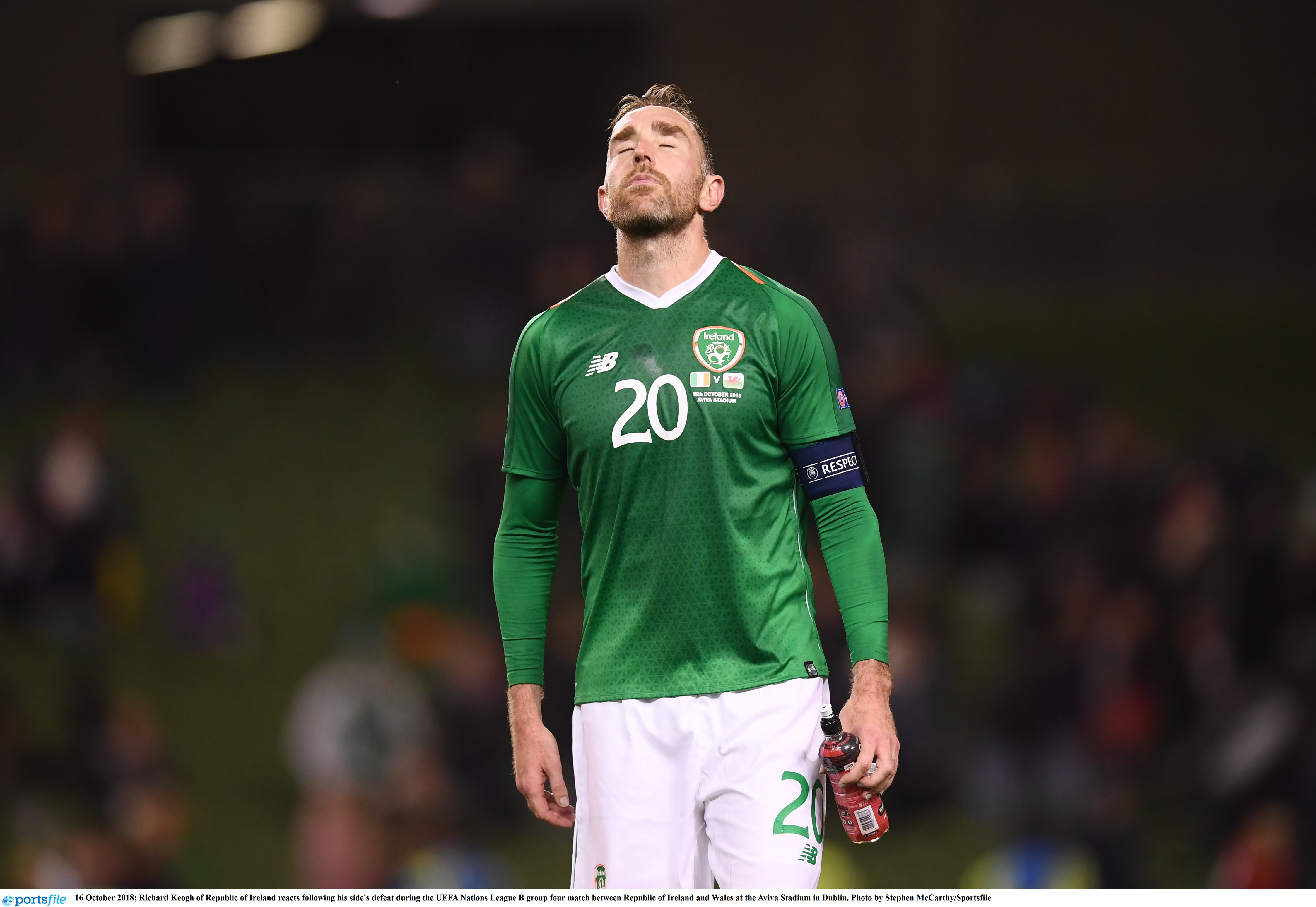 Ireland team need a change and it is obvious who the next manager ... e82060041