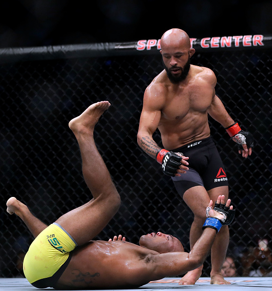 Askren out, Mighty Mouse in at ONE Championship?