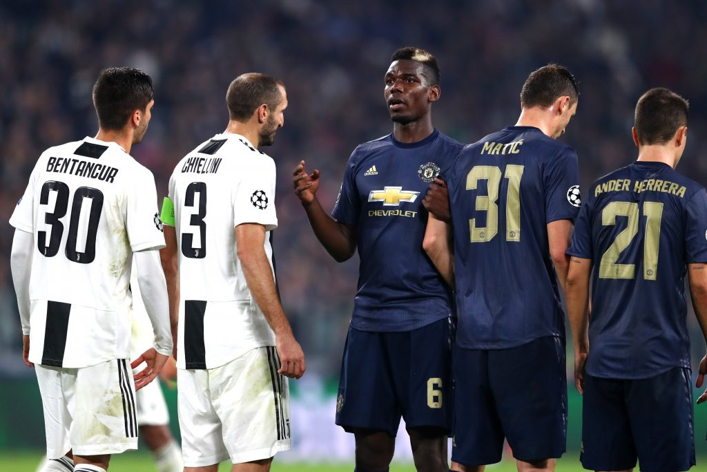 paul pogba flies home with executives and fans after drug test delay rh sportsjoe ie