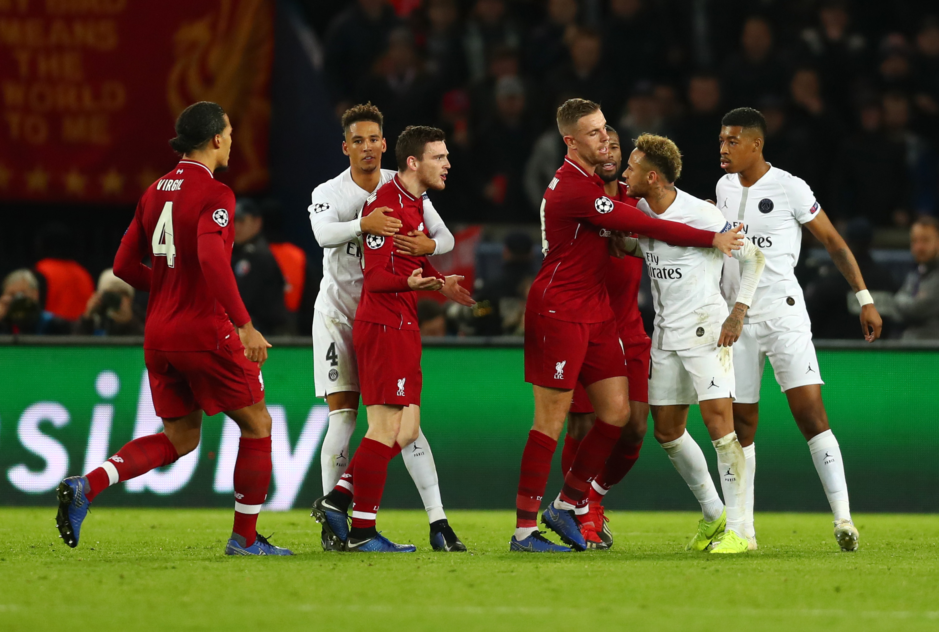 Neymar, PSG antics leave Liverpool's Klopp frustrated
