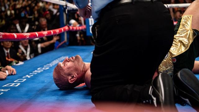 Wilder wants Fury rematch 'ASAP'