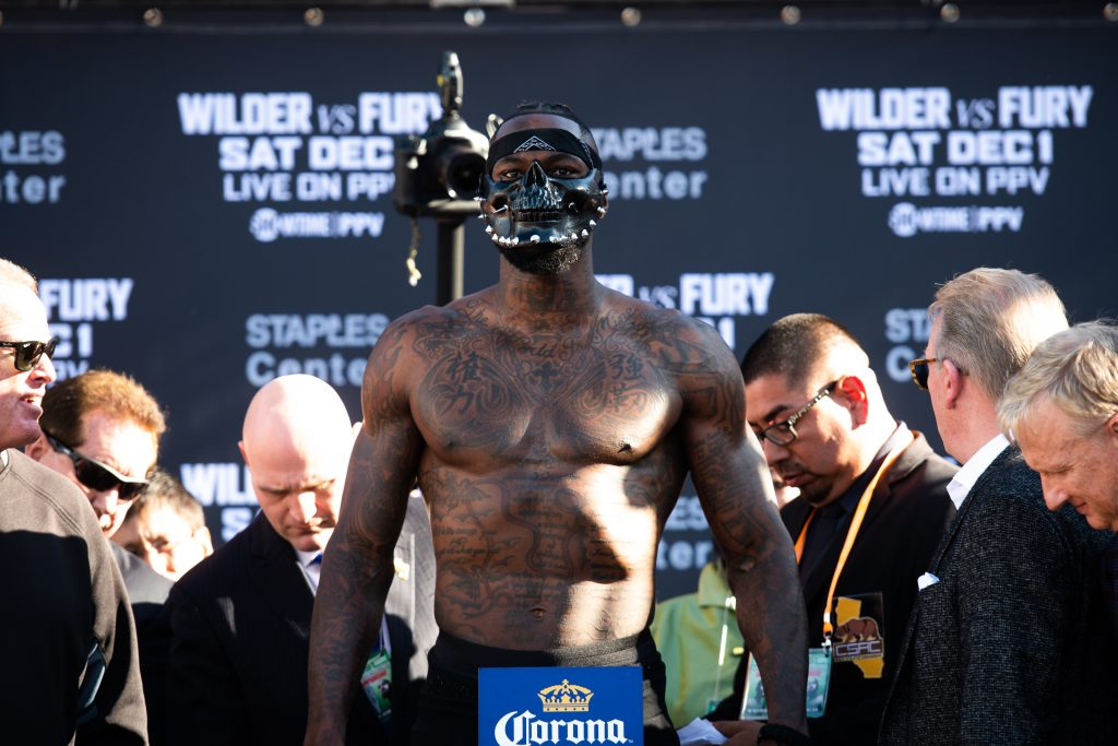 What Wilder Is Planning To DO Ahead Of Fury Rematch