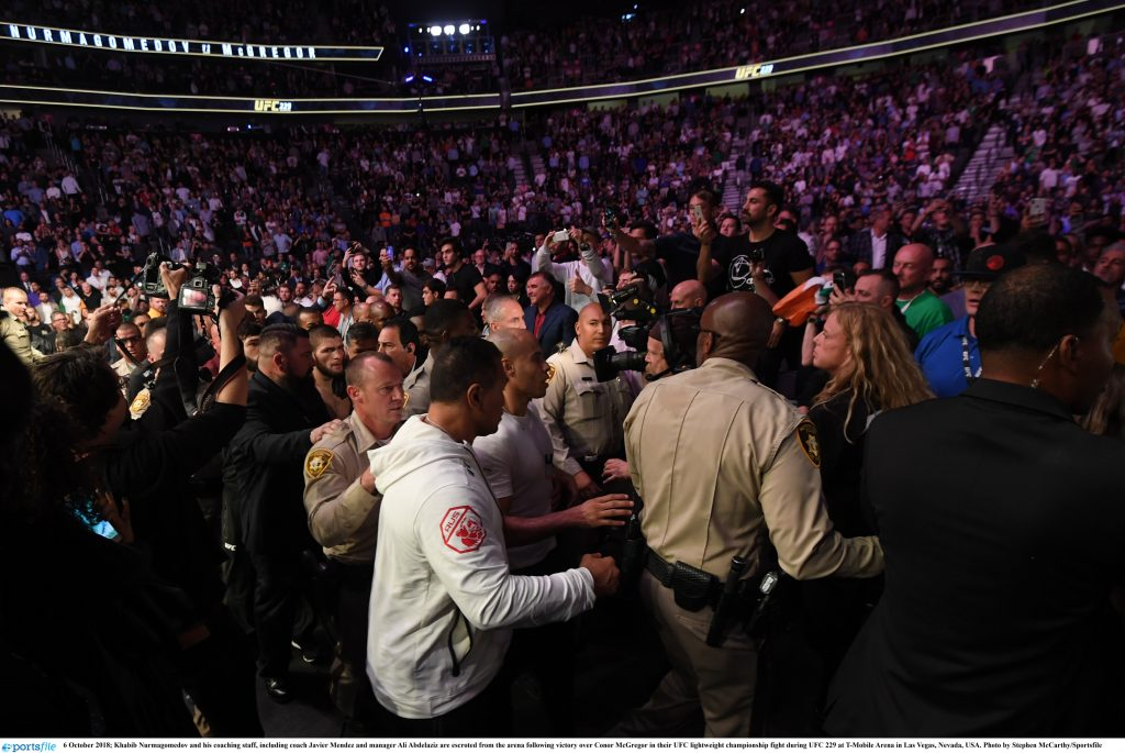 UFC President Dana White expects McGregor - Khabib rematch