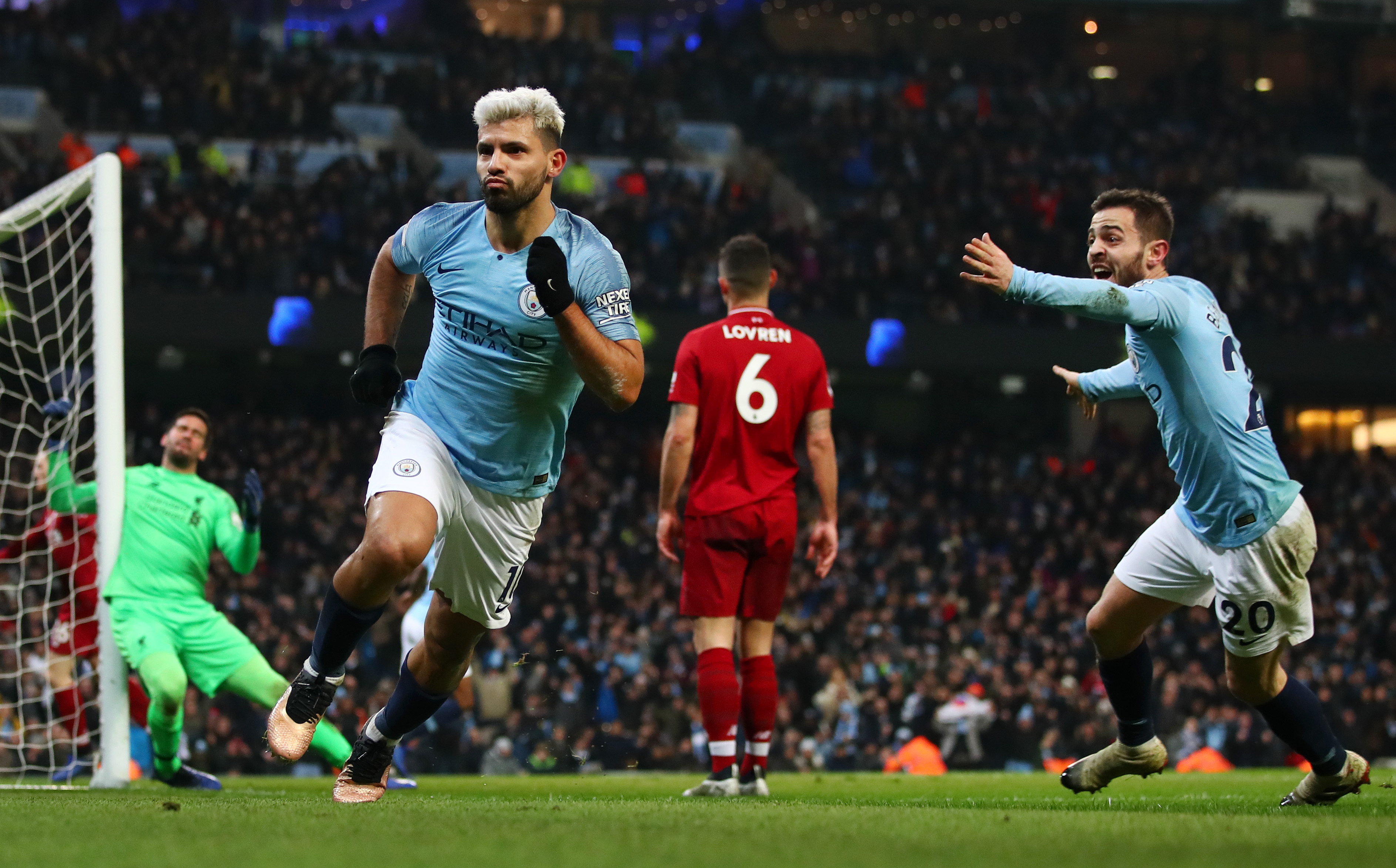 Liverpool 3 Manchester City 0: The Reds Walk The Walk ...  |Man City-liverpool