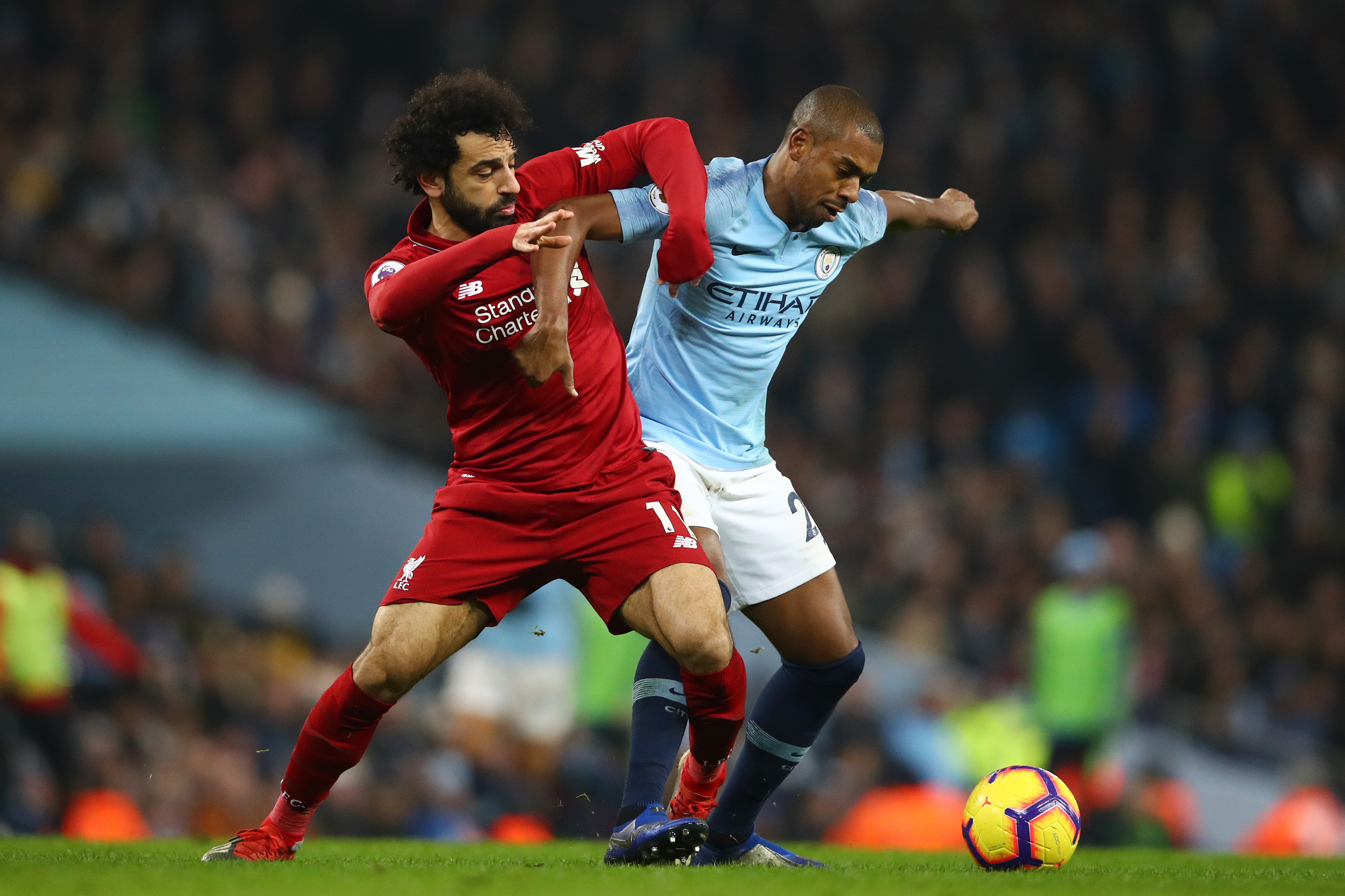Pep: Liverpool clash was like a final!