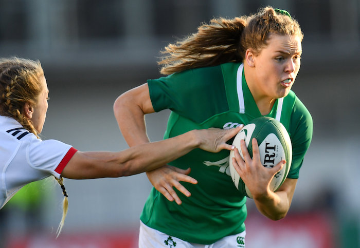 Image result for fiona coughlan rugby