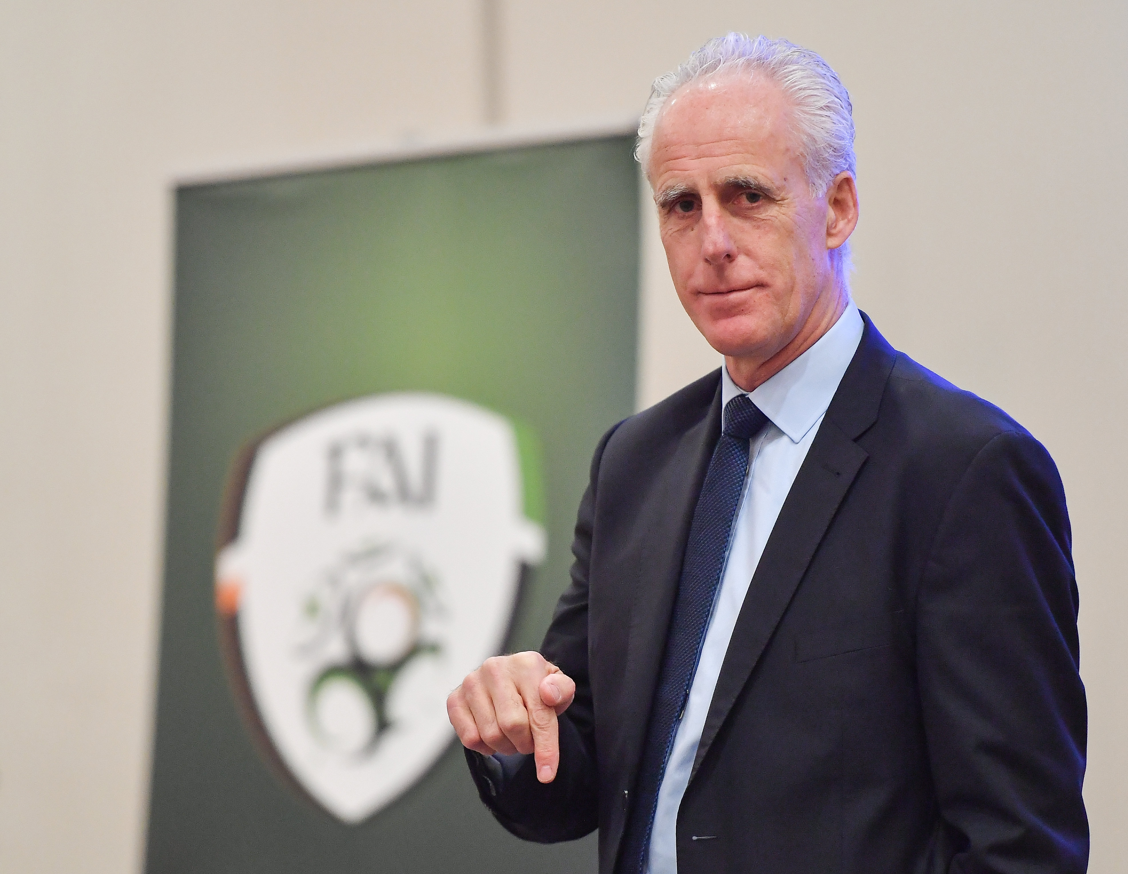 Six Teams That Mick Mccarthy Could Select For Ireland
