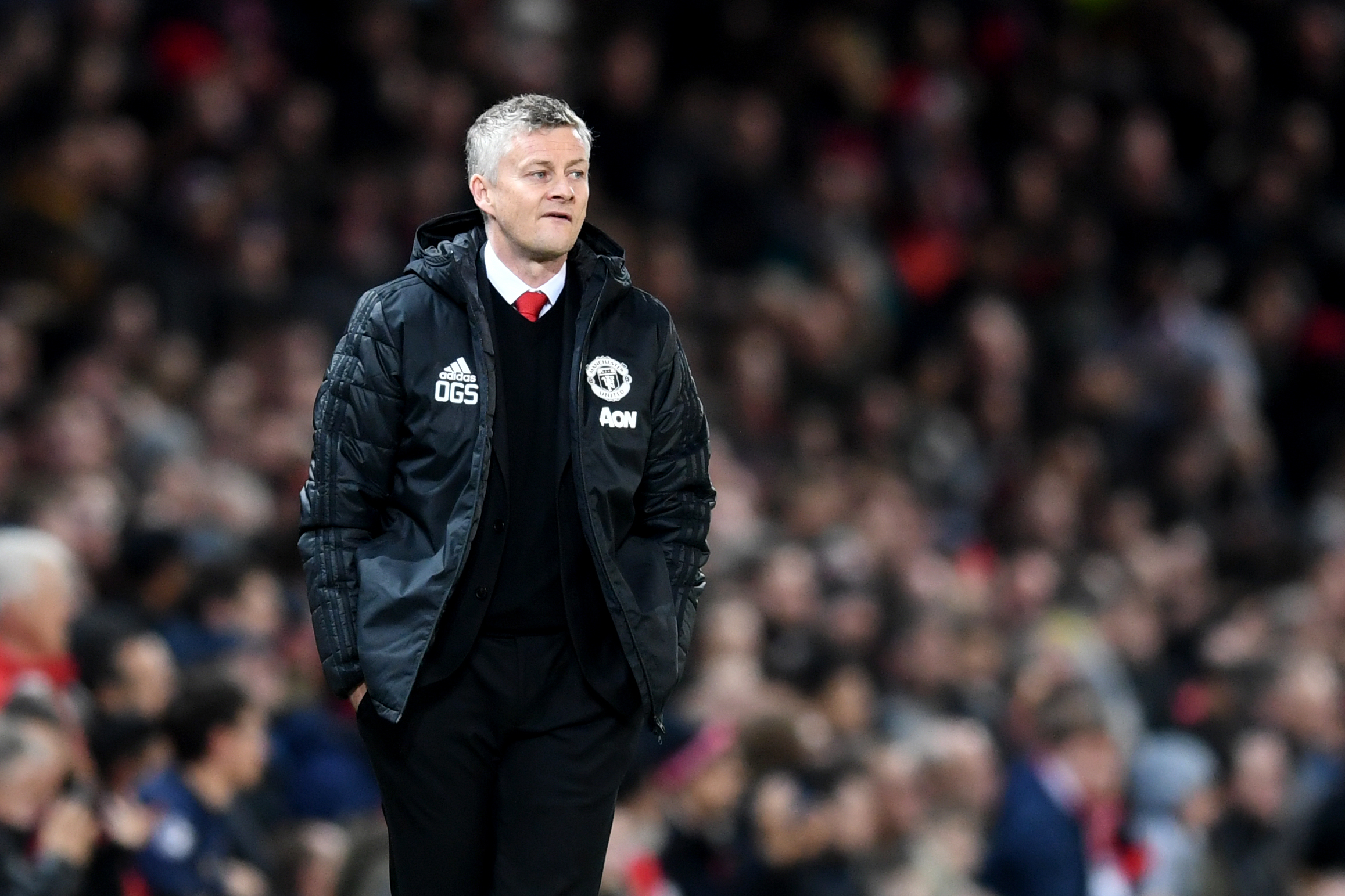 Solskjaer admits having say on Man Utd off contract players