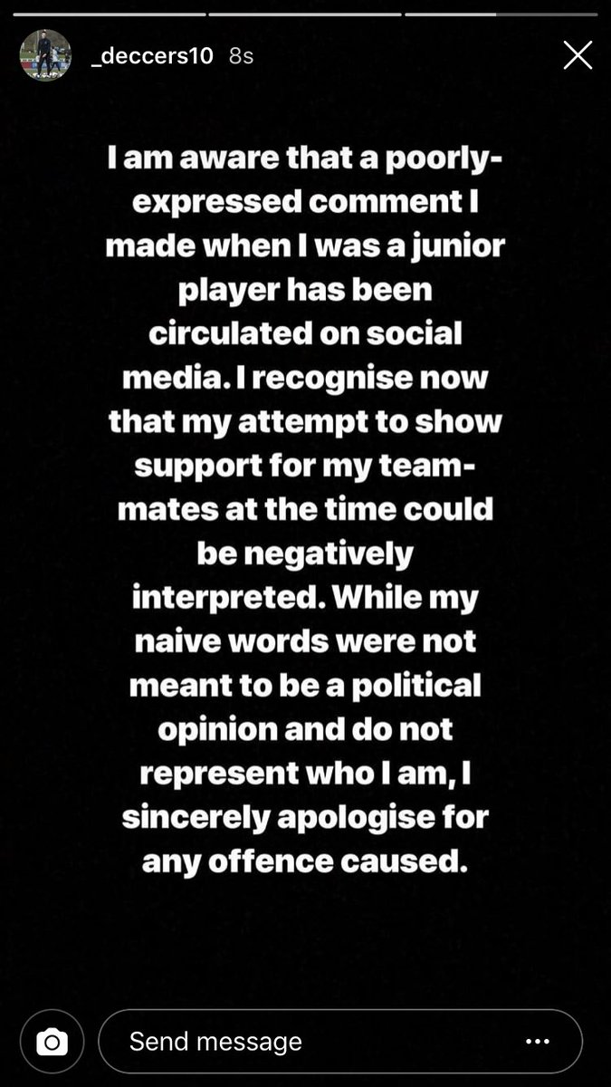 Declan Rice apologises for making pro-IRA comment on Instagram | JOE