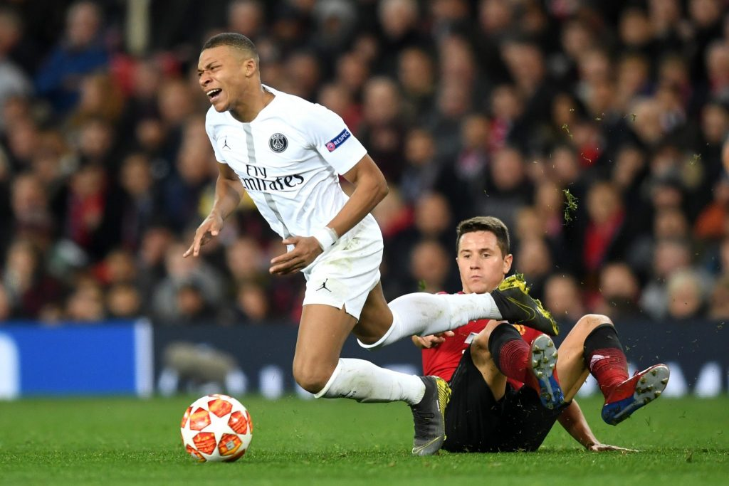 Done Deal? Manchester United Star Agrees Pre-Contract With PSG