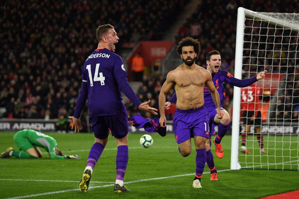 Salah calls 50th Premier League goal 'special' in Liverpool win