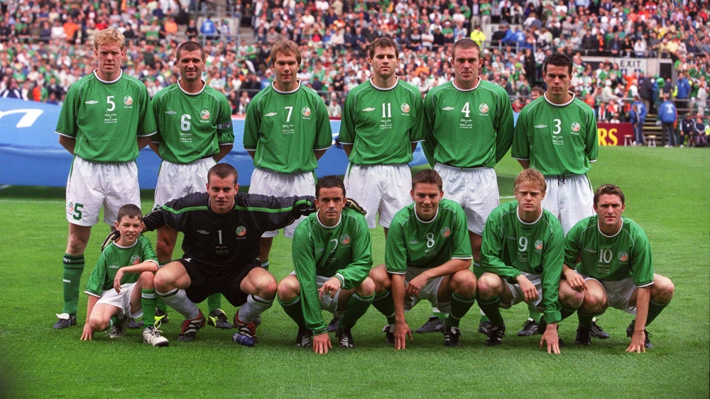 Jason McAteer on Ireland's dressing room comments before