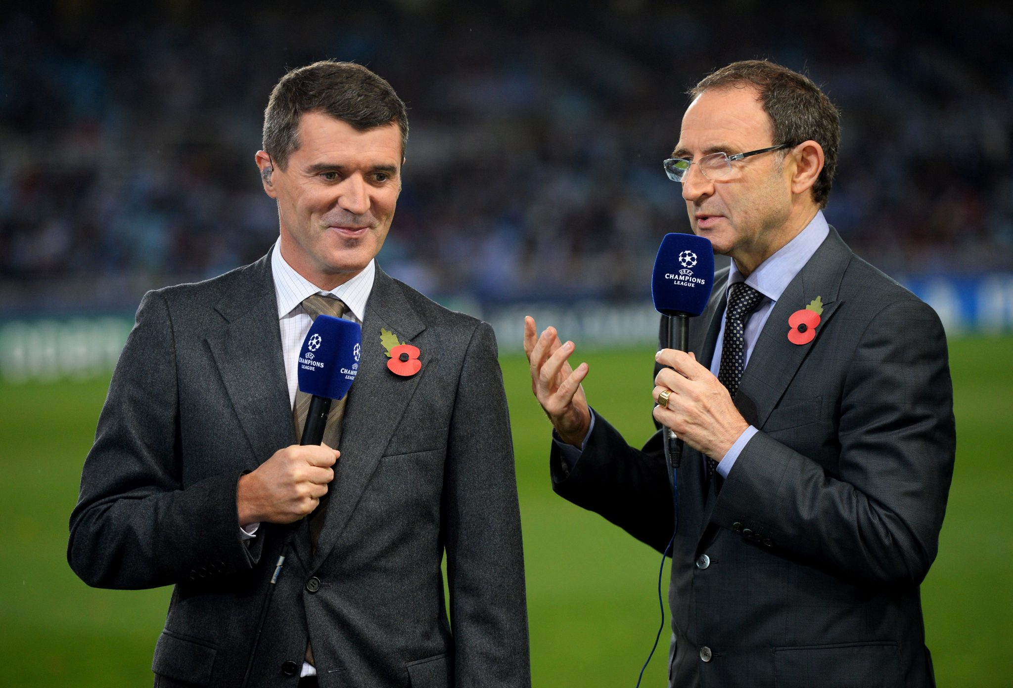 Roy Keane is wasted working as Martin O'Neill's assistant
