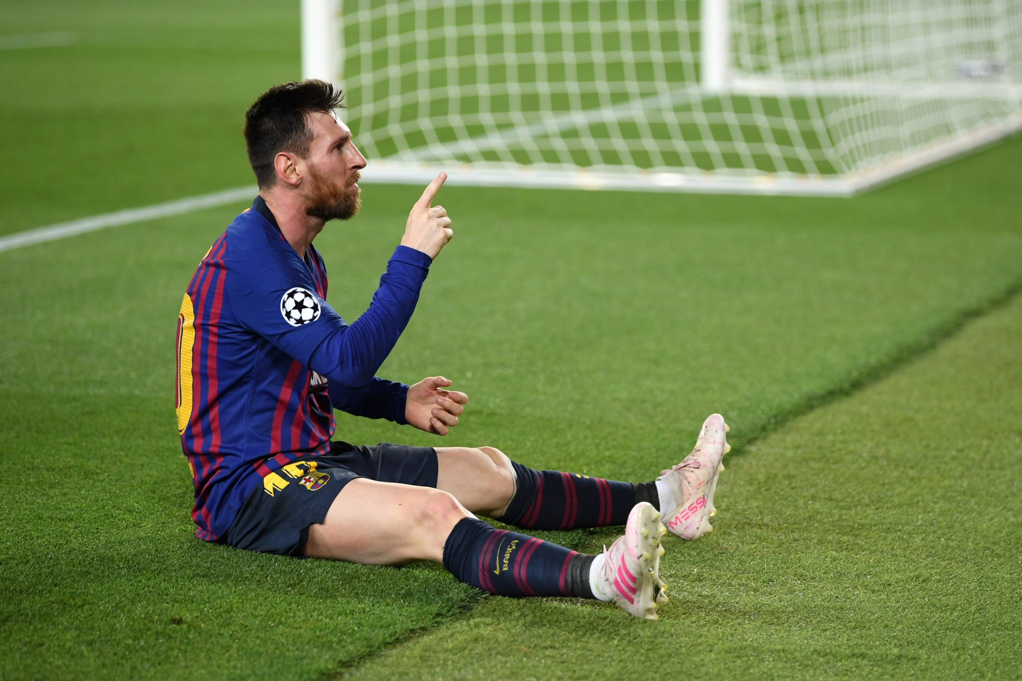 0cd7226b4 Liverpool played well but Lionel Messi s genius is beyond ...
