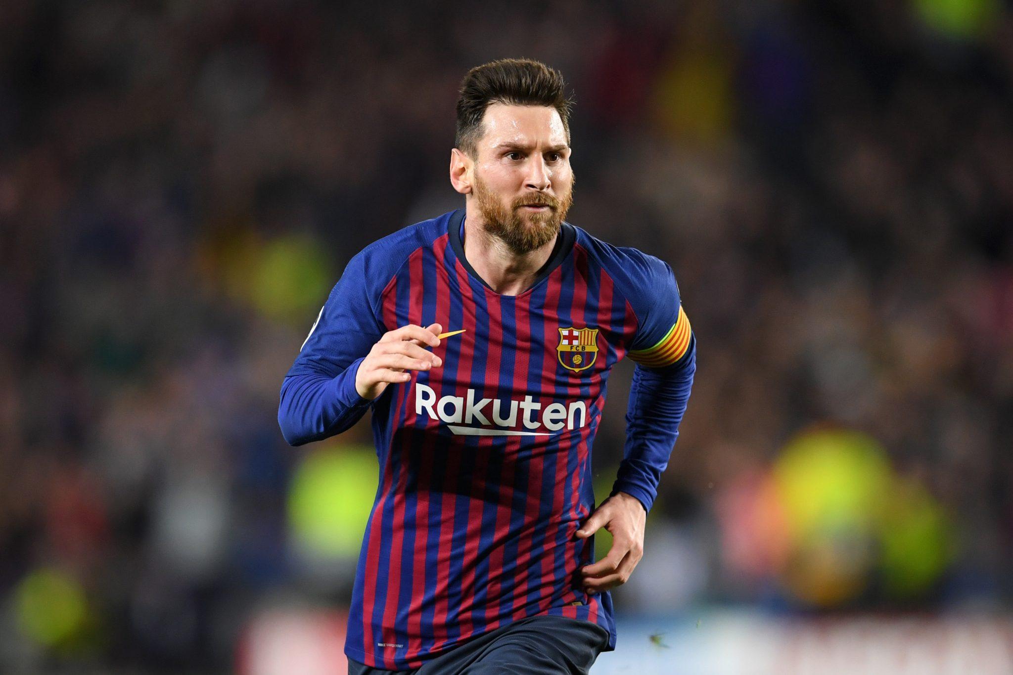 Fussballer Messi