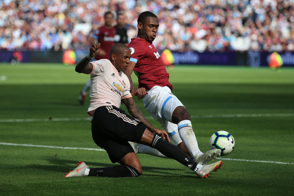 Man Utd interested in West Ham defender Issa Diop