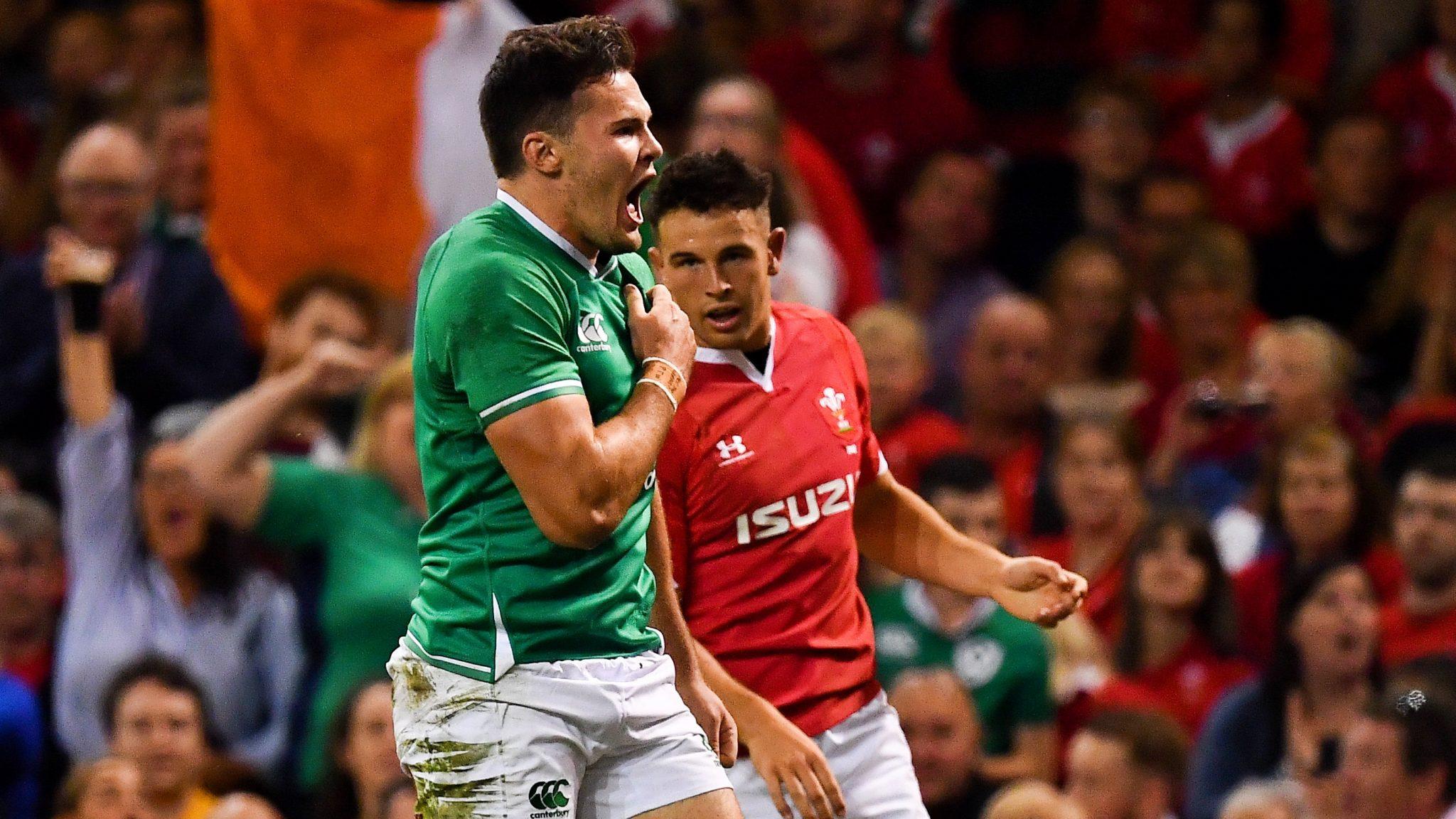 Ireland rankings