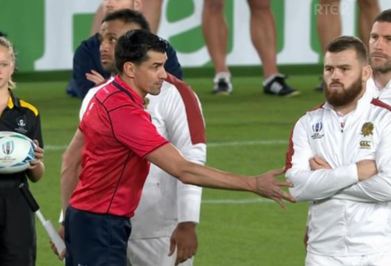 England's haka response was Eddie Jones's idea, says Mako Vunipola