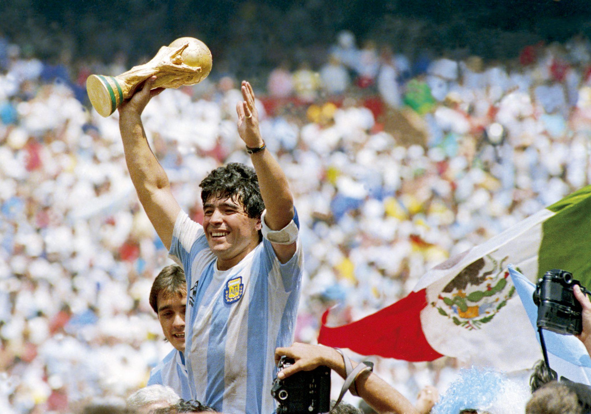 The Ultimate Diego Maradona Quiz Sportsjoe Ie