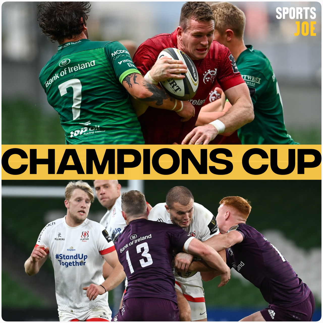 Jack Carty And Connacht Given Spot In Revamped Champions Cup